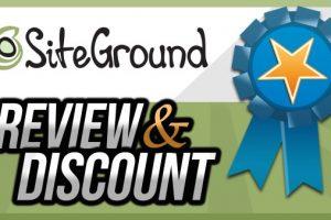 SiteGround Opinioni e Recensioni